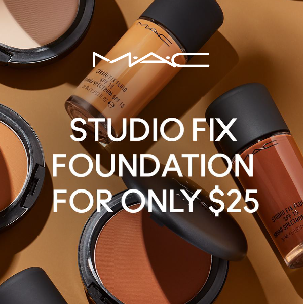 MAC Cosmetics has reopened! image