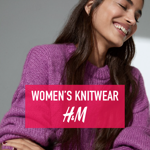 Women's Knitwear from $12.99 at H&M image