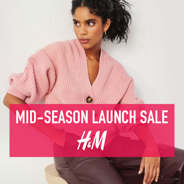 Mid-Season Sale Launch at H&M image