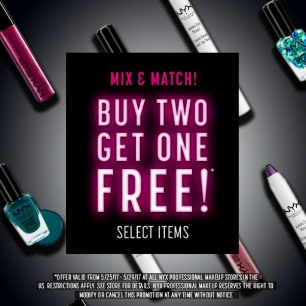 Buy Two Get One Free image