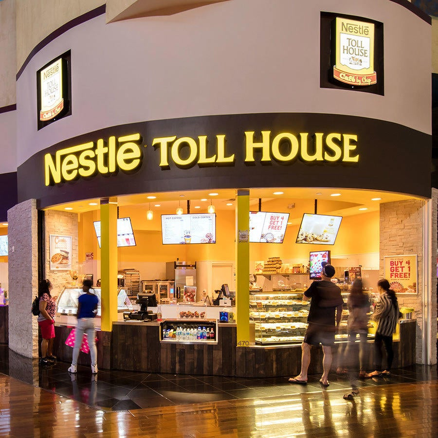 Nestle TollHouse Cafe