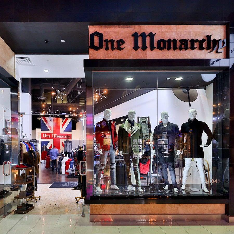 One Monarchy Men's