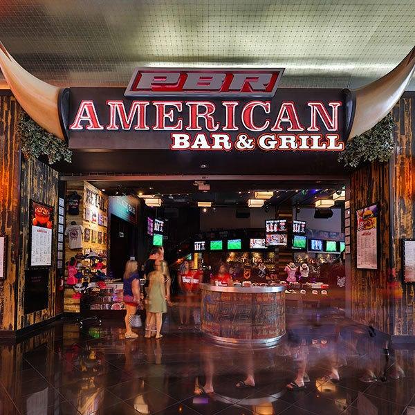 PBR Rock Bar & Grill*