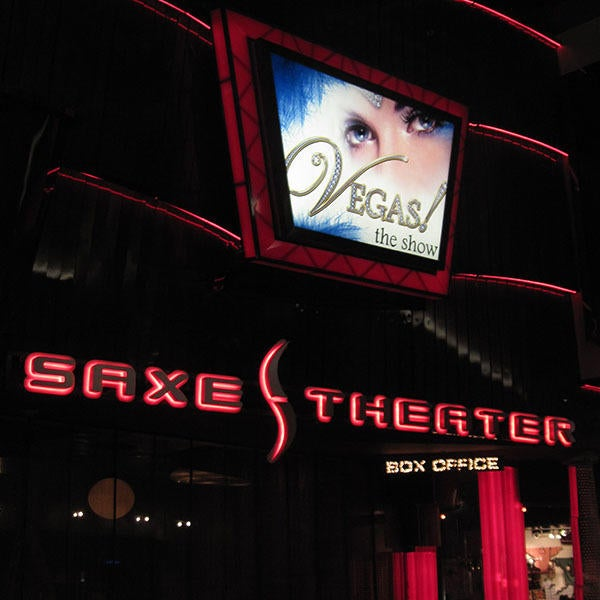 Saxe Theater
