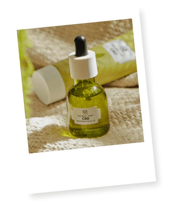 The Body Shop Oil