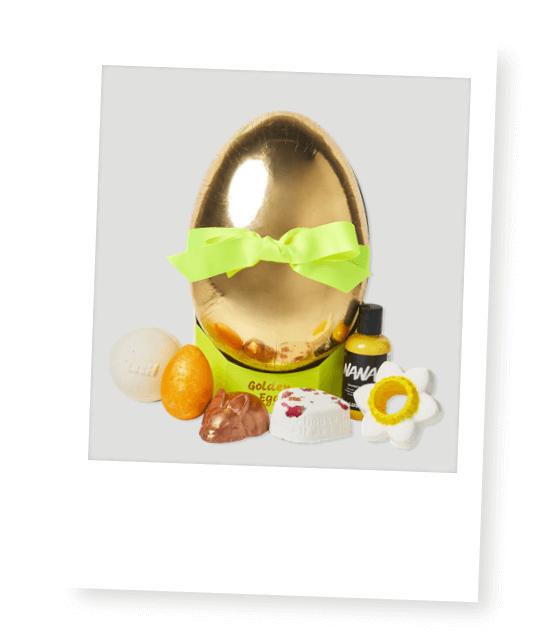 LUSH Egg Gift Set