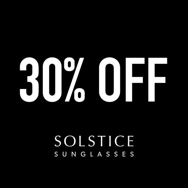 30% off at Solstice Sunglasses image