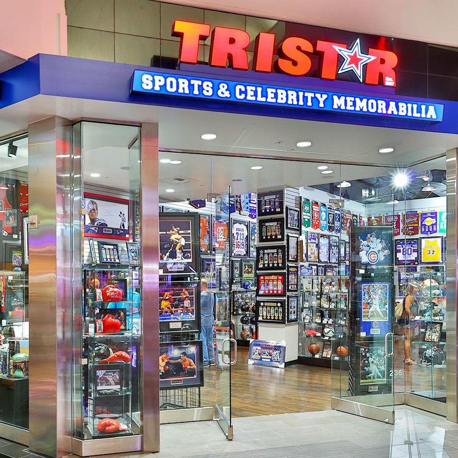 Tristar Sports & Celebrity Memorabilia