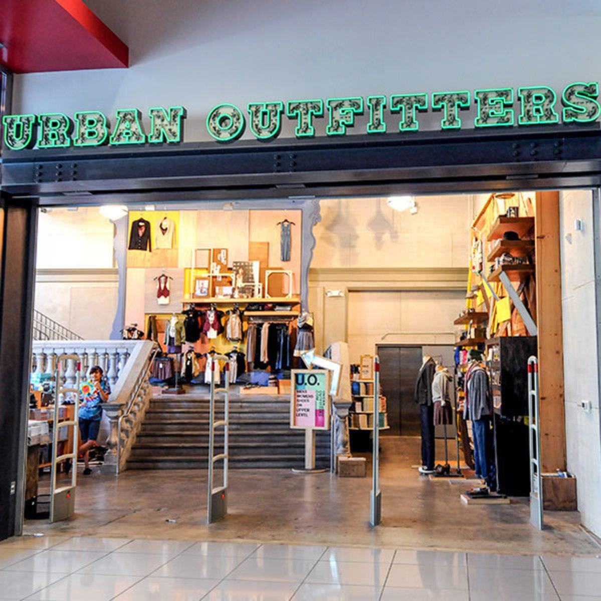 Urban Outfitters responds to allegations of profiling