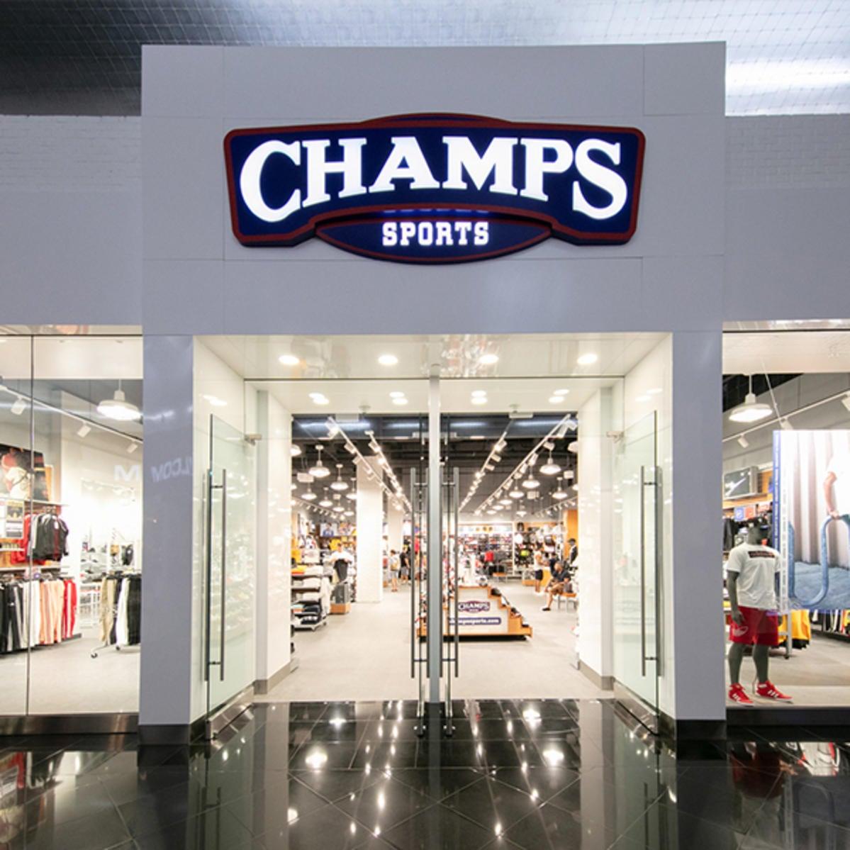 Champs Sports Miracle Mile Shops, Las Vegas  Miracle Mile Shops, Las Vegas