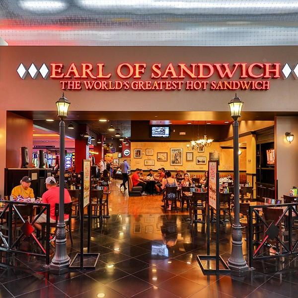 Earl of Sandwich*