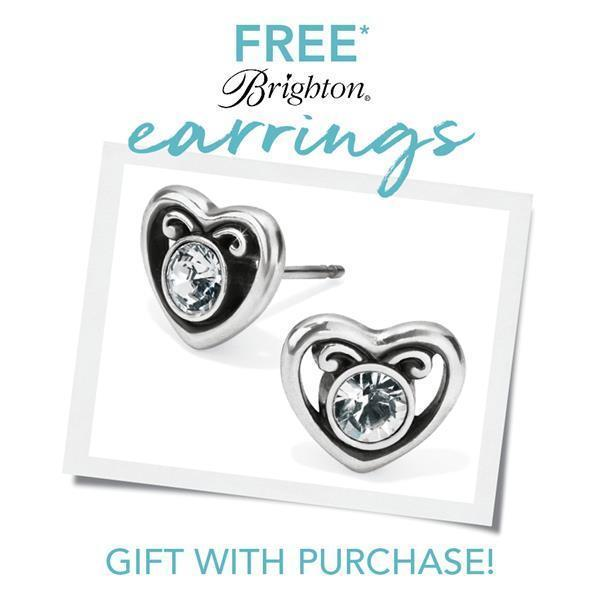 FREE Earrings With $75+ Purchase image