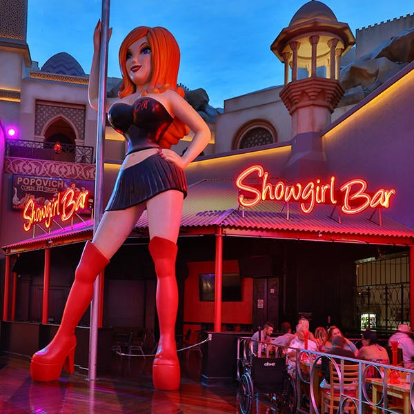 Showgirl Bar