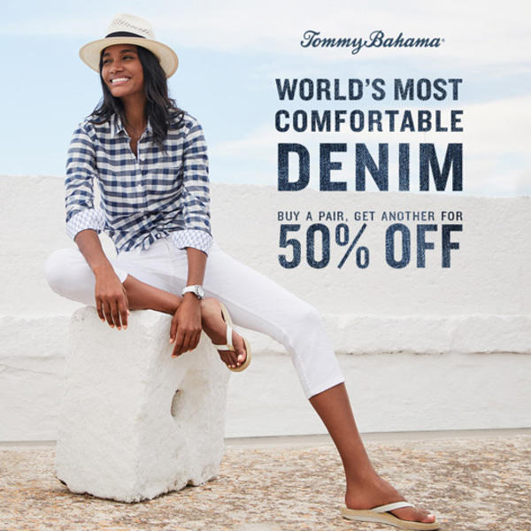Buy A Pair, Get Another For 50% Off* image